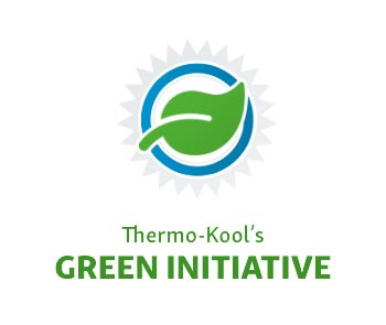 Learn more about Thermo-Kool's green initiative