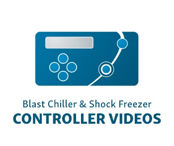 Blast Chiller and Shock Freezer Controller videos